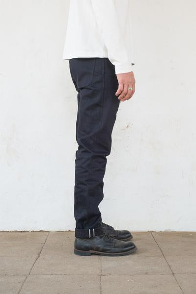 Freenote - Raw Fleck 14.25oz Japanese Denim - The Populess Company