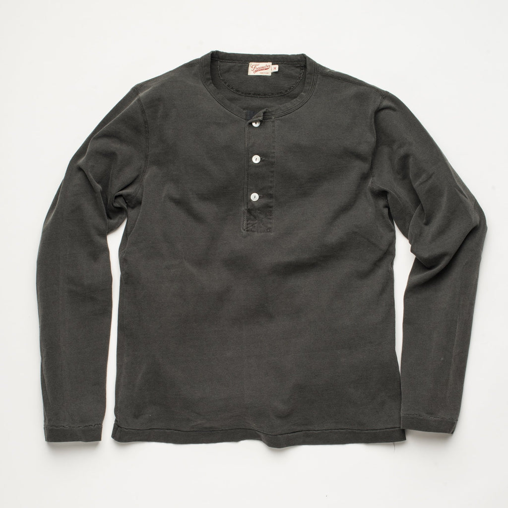 Freenote - 13 OUNCE HENLEY L/S MIDNIGHT