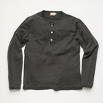 Freenote - 13 OUNCE HENLEY L/S MIDNIGHT - The Populess Company