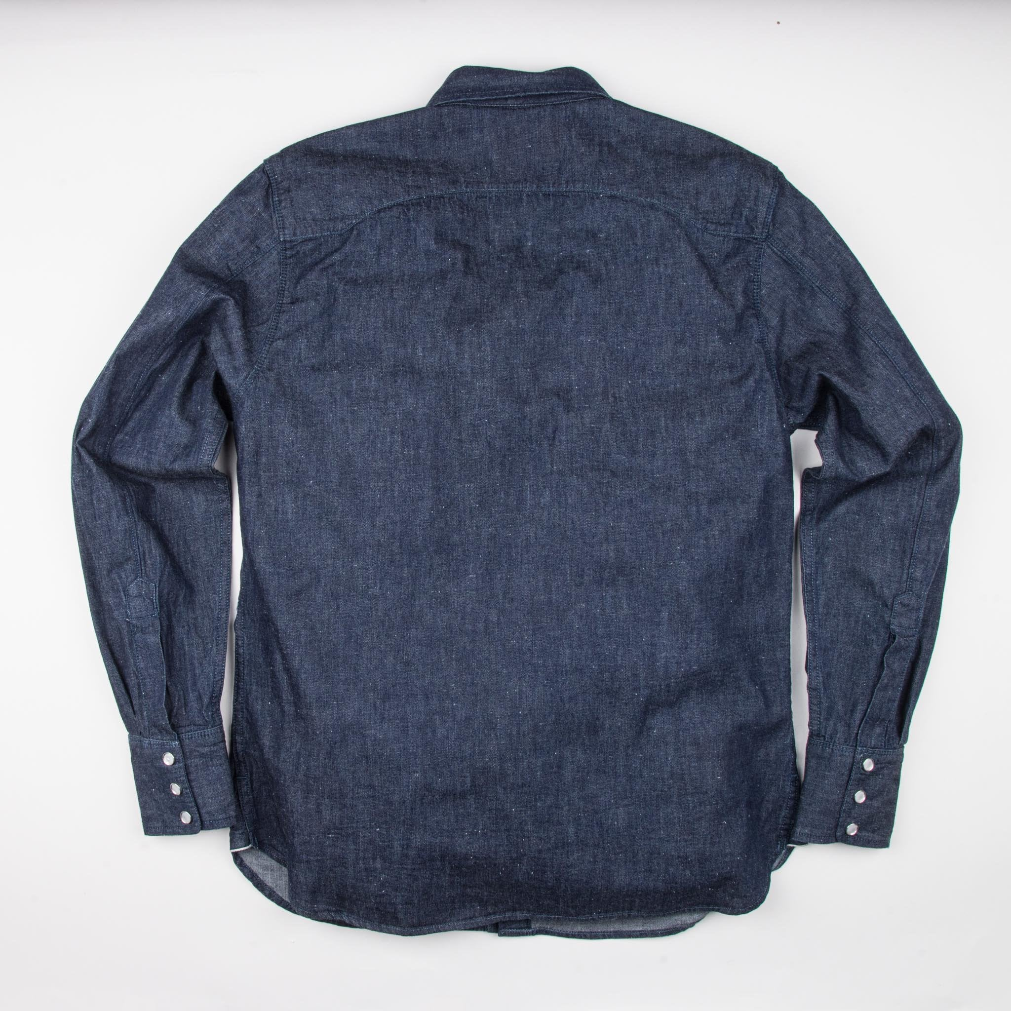 FREENOTE - CALICO DENIM RINSED - The Populess Company