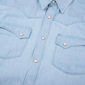 FREENOTE - CALICO BLEACHED DENIM - The Populess Company