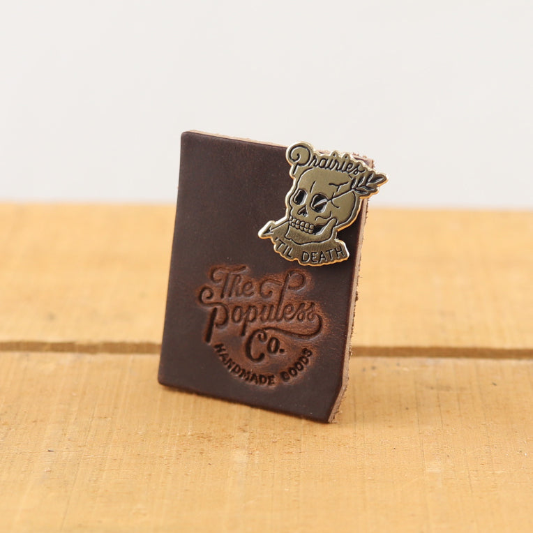 Til Death Pin - The Populess Company