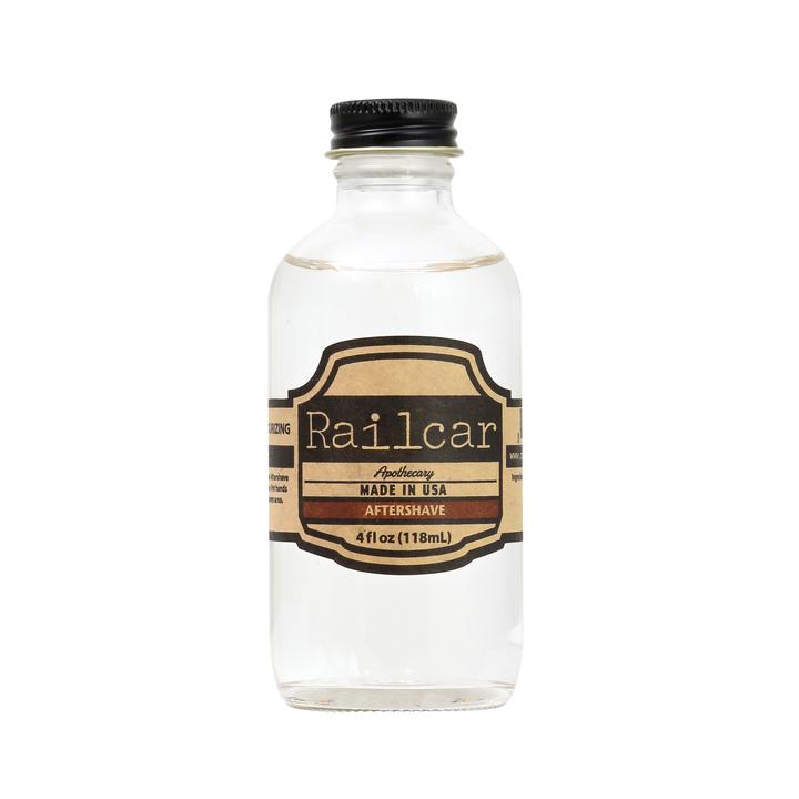 Railcar Fine Goods - RAILCAR AFTERSHAVE