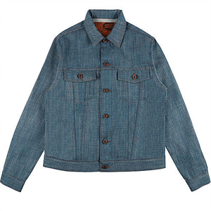 N&F - 9oz Antique Selvedge Denim Jacket - The Populess Company
