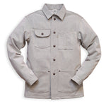 Railcar Fine Goods - Chore Coat - Oatmeal