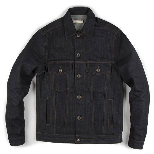 THE UNBRANDED BRAND - 14.5oz Indigo Selvedge Denim Jacket