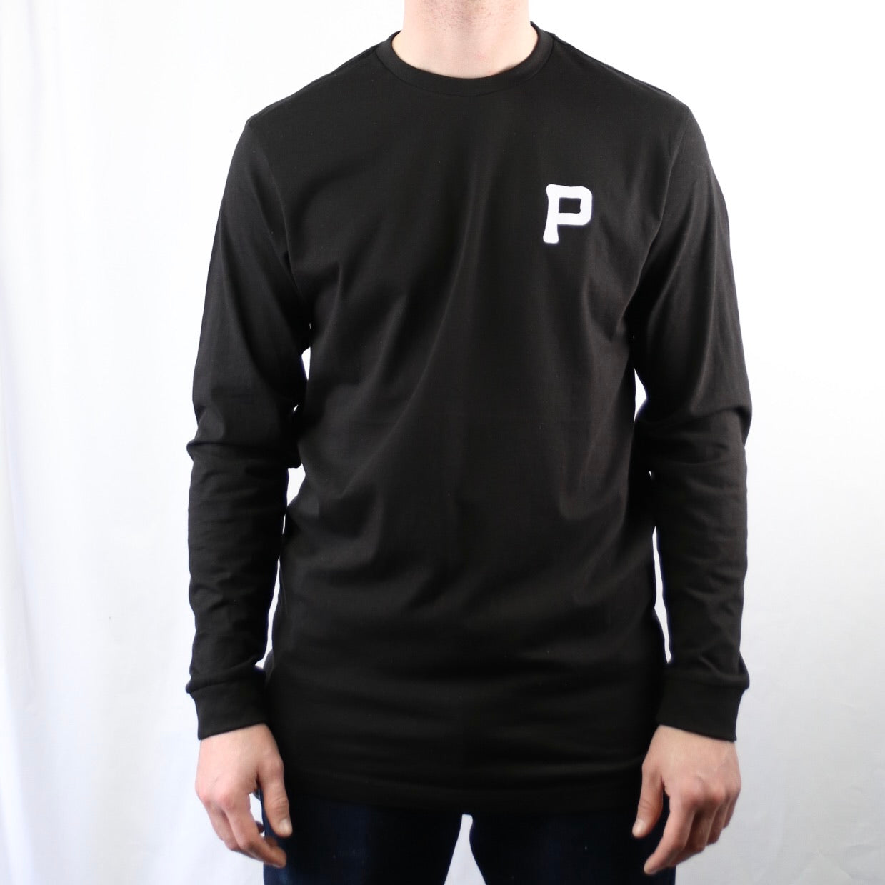 Rising Plains Long Sleeve - Black - The Populess Company