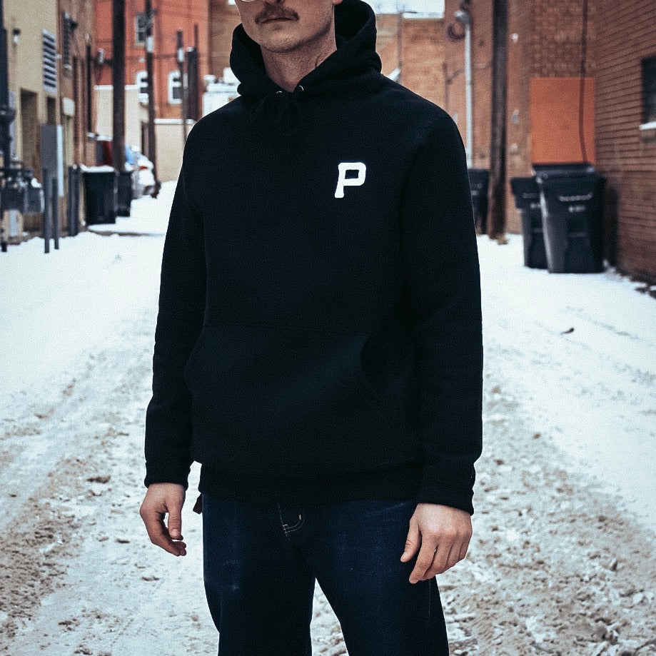 Rising Plains Hoody - Black