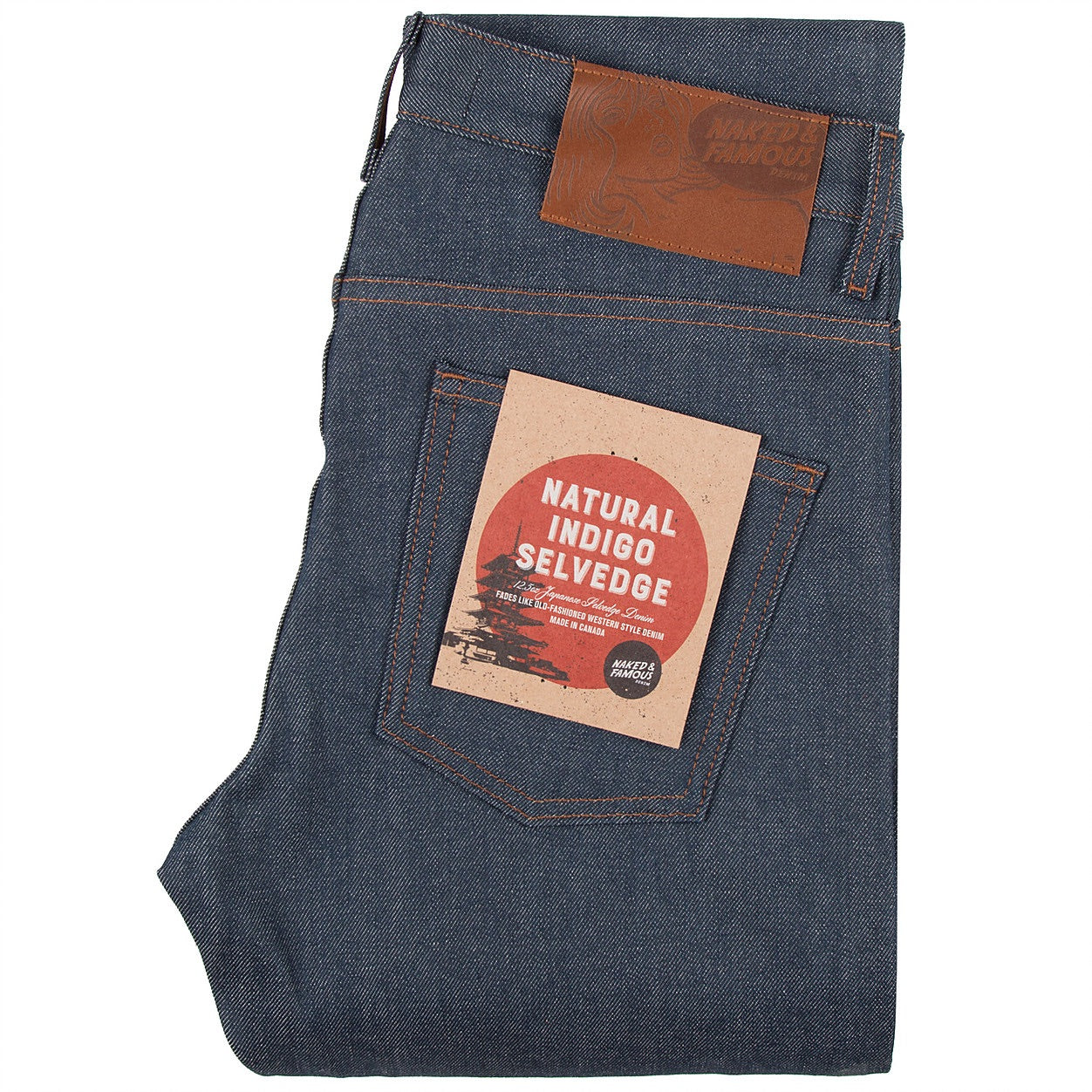 N&F - Natural Indigo - The Populess Company