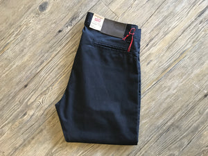 S Chino - Navy Stretch - The Populess Company