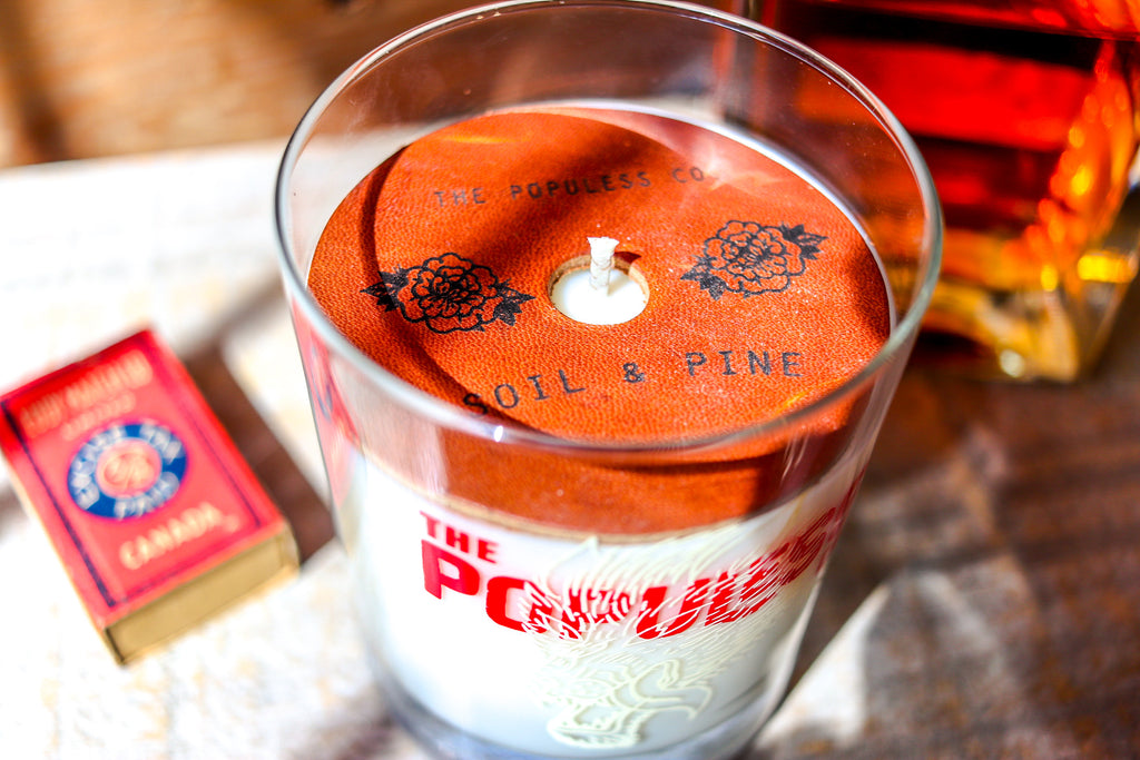 TPC Candle - Soil & Pine