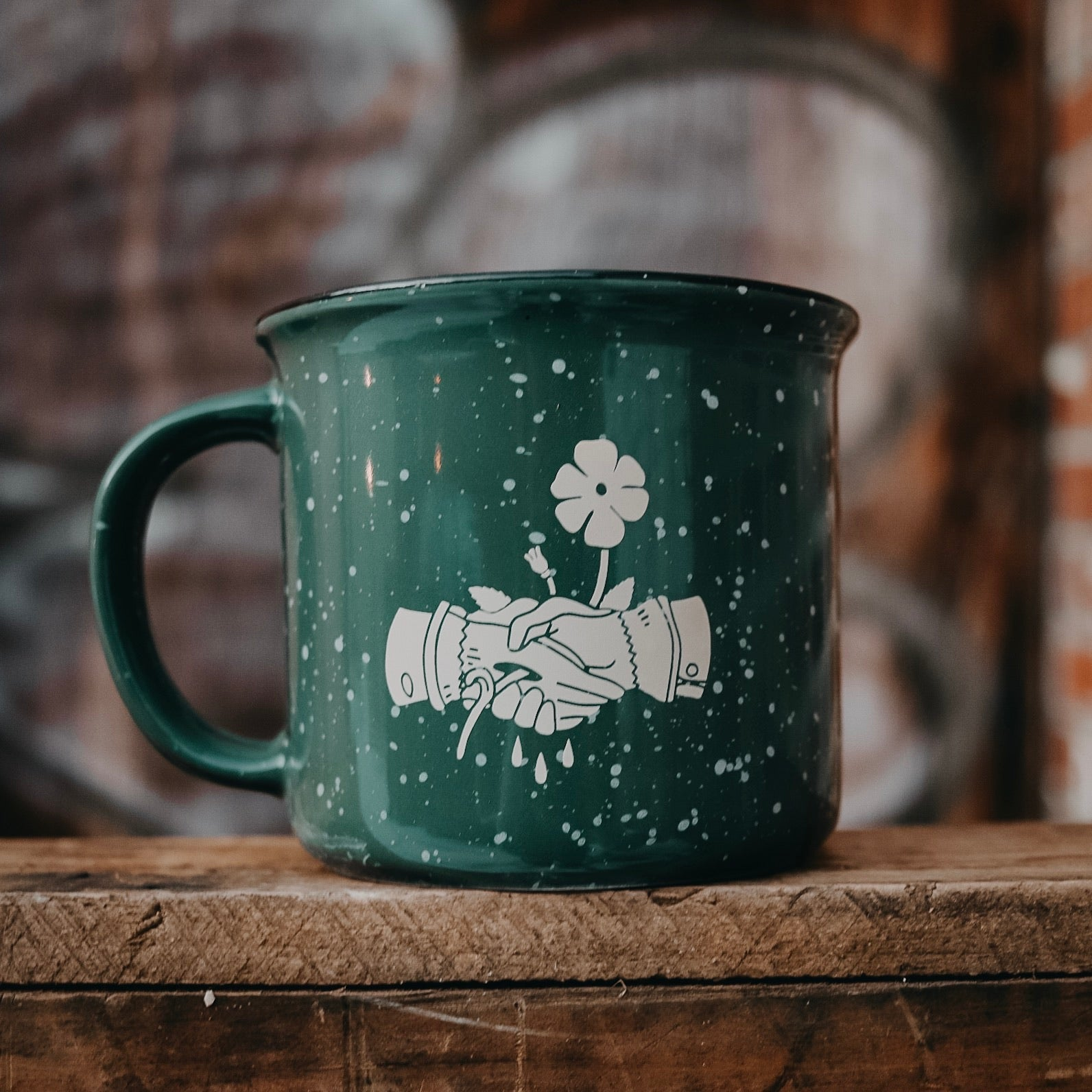Scout Mug - Forest - The Populess Company