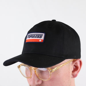 The Turbo Hat - Black - The Populess Company