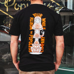 The Populess Co. - Nesting Doll Tee - Black