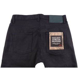 N&F - Indigo x Indigo Stretch Selvedge - The Populess Company