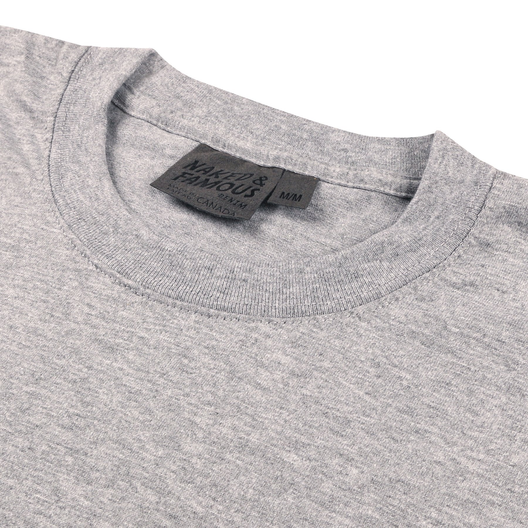 N&F - Knit T-Shirt - The Populess Company