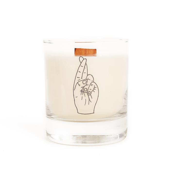 Lucky Bastard Co. - Cabin Candle - The Populess Company