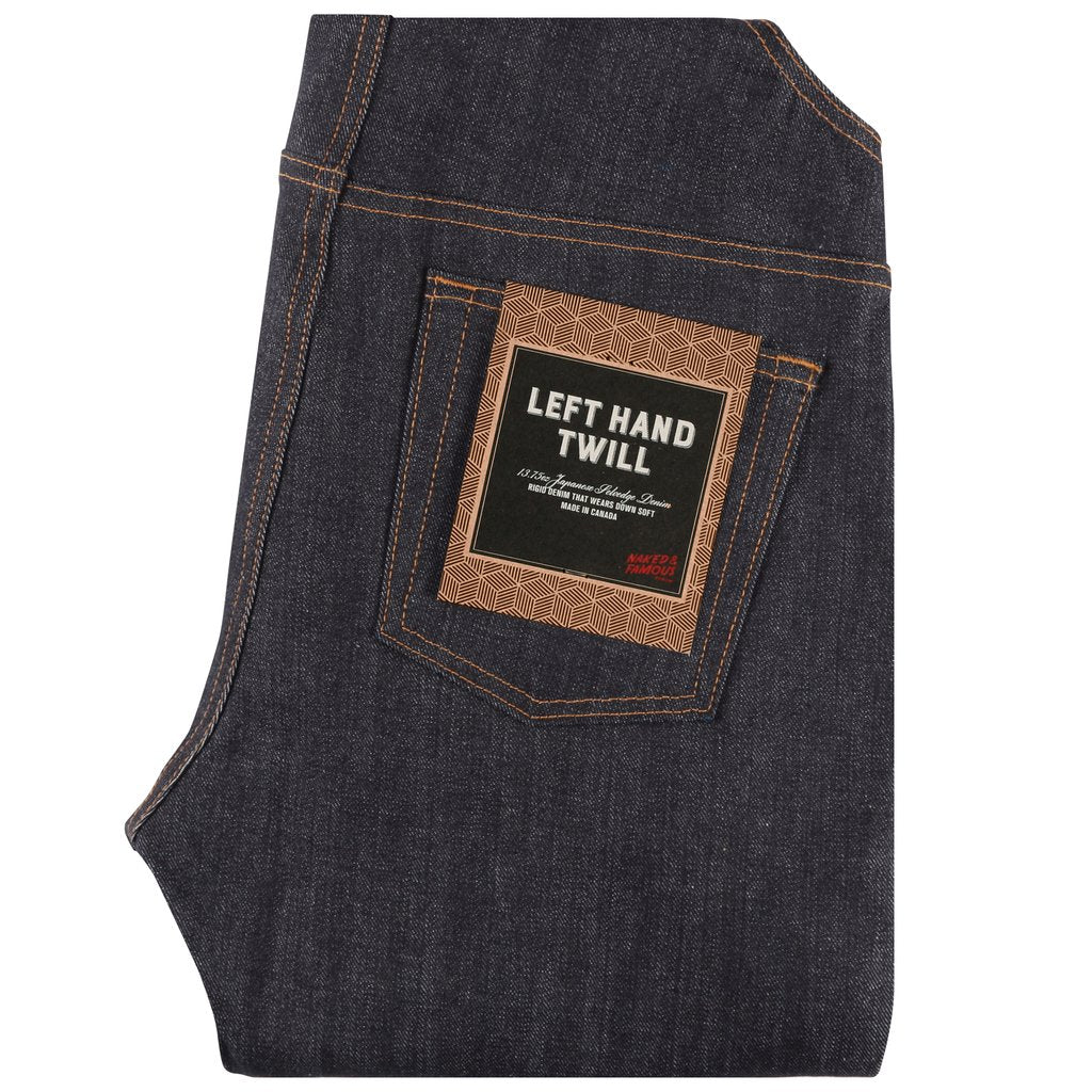 N&F - Left Hand Twill Selvedge Overalls - The Populess Company