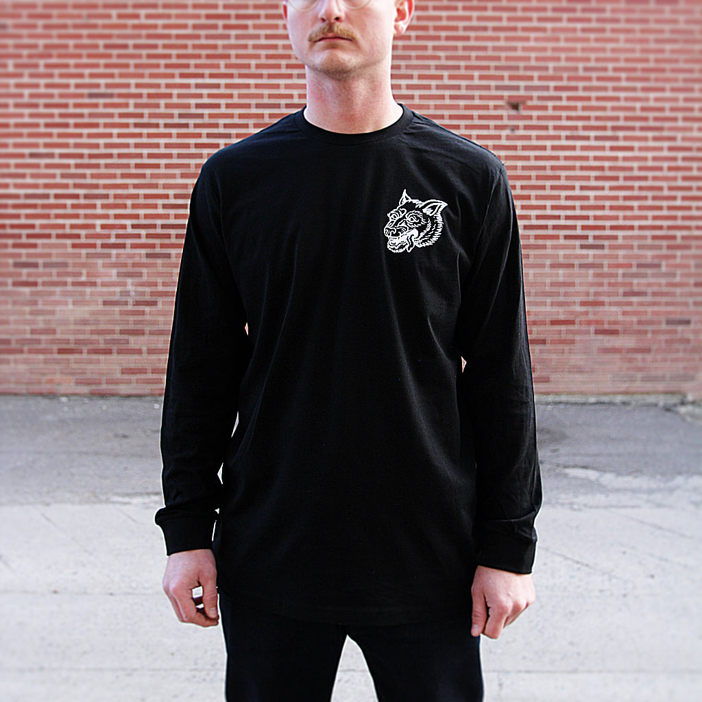 Prairie Dogs Long Sleeve - Black - The Populess Company