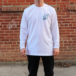 Prairie Dogs Long Sleeve - White - The Populess Company