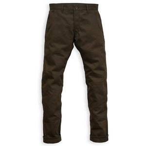 Railcar Fine Goods - FLIGHT TROUSER SEAWEED GREEN