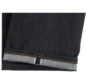 The Unbranded Brand - UB201 Tapered Fit 14.5oz Indigo Selvedge Denim - The Populess Company