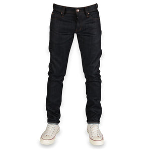THE UNBRANDED BRAND - 11oz Indigo Stretch Selvedge Denim