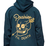 Til Death Hoody - Black - The Populess Company