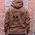 Til Death Hoody - Tobacco - The Populess Company