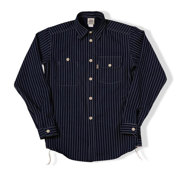 Railcar Fine Goods - ACE WABASH BUTTON DOWN