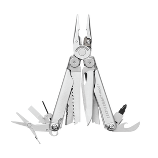 Leatherman WAVE®+ - Stainless Steel