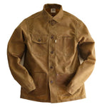 Railcar Fine Goods - Chore Coat - Waxed Duck