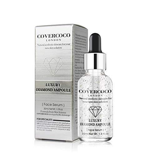 LUXURY DIAMOND AMPOULE - FACE SERUM - COVER COCO
