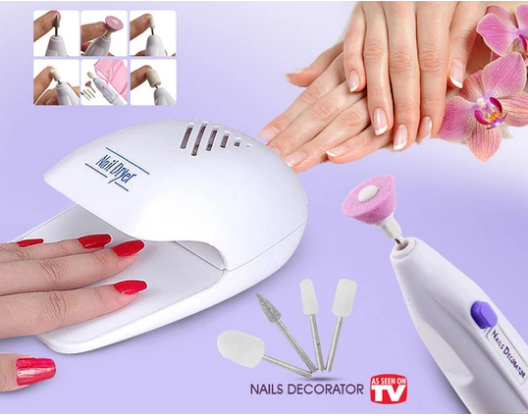 DÉCORATEUR D'ONGLES NAILS DECORATOR