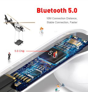 inPods 12 TWS Touch Key Bluetooth