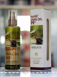 Karite Snail Gel Make Up Fix - 220 ml