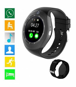 Smart Watch - Carte Sim, Bluetooth, Camera, Ecran tactile