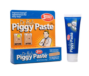 Dr. Paul's Piggy Paste Gel .8 oz Tube