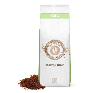 Coffee - Infused CBD Irish Cream (500mg-ground)