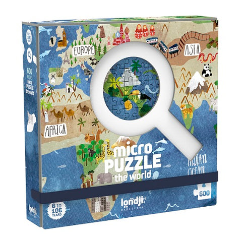 MicroPuzzle- The World