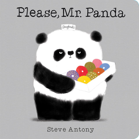 Please, Mr. Panda: A Board Book