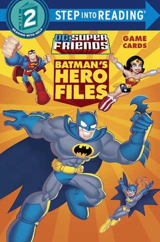 Batman's Hero Files (DC Super Friends)