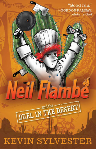 Neil Flambé and the Duel in the Desert