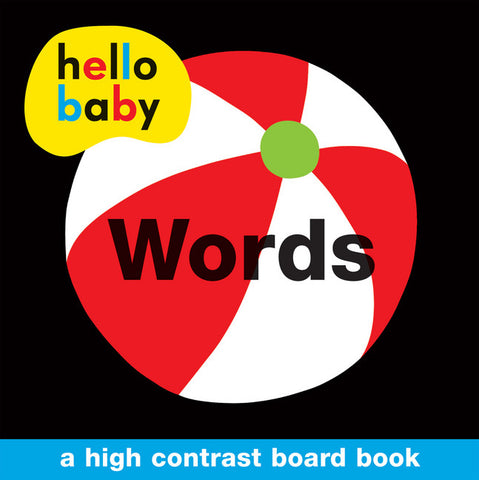 Hello Baby: Words