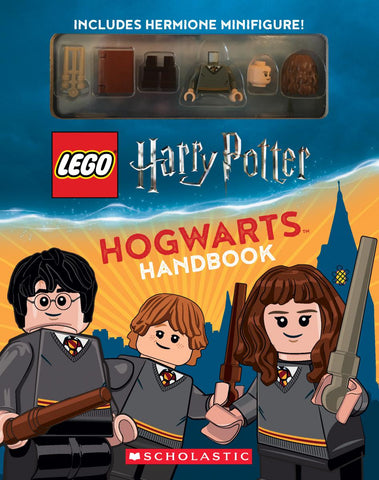 LEGO Harry Potter Hogwarts Handbook with Hermione Minifigure