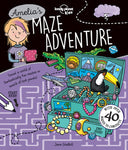 Lonely Planet Amelia's Maze Adventure 1st Ed.