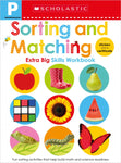 Sorting and Matching Pre-K Workbook: Scholastic Early Learners (Extra Big Skills Workbook)