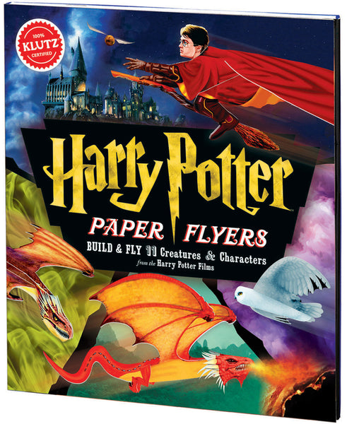 Klutz: Harry Potter Paper Flyers