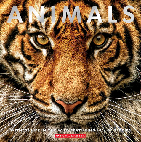 Animals: The Definitive Guide of the World's Wildlife