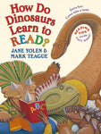 How Do Dinosaurs Learn to Read?